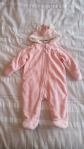 Brand new with tags snowsuit  3-6 months