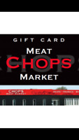 CASHIERS Chops Meat Market, Burnside
