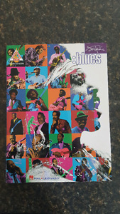 Jimi hendrix blue guitar music book