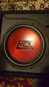 MTX Subwoofers