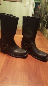"""13 """"engineer cycle boots"""