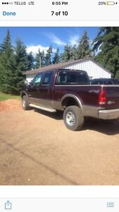 2004 F350 King Ranch  Prince George British Columbia image 2