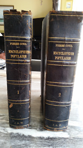 Vieille encyclopedie populaire par Pierre Conil