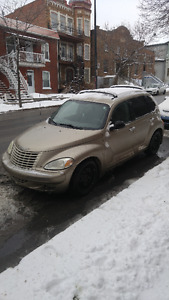 2002 Chrysler PT Cruiser Tissus Berline