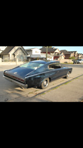 MUST SEE 1966 DODGE CHARGER RARE HARD TO FIND