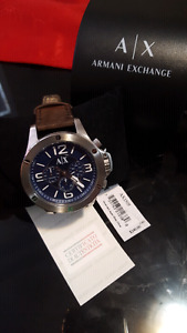 Armani Exchange Mens Chrono-Watch