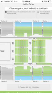 John Mellencamp 2 tickets sept 29 show