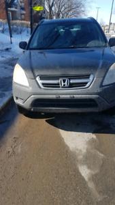 Honda Crv 4x4 AWD 1500$