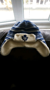 Official Reebok NHL Toronto Maple Leafs Winter hat