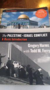 The Palestine Israel conflict