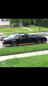 1986 Z28 Camaro