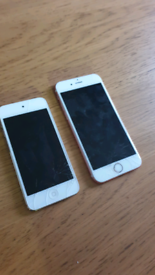 Apple iPhone 6S 32gb , Ipod 5th gen 32gb