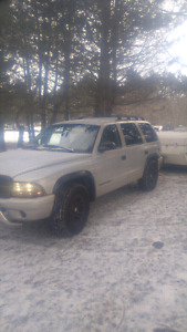 2001 dodge Durango fresh insp.2500$