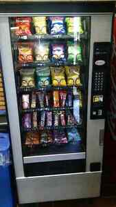 vending machine wattage