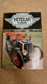 Classic Cat Guide To Veteran Cars By Michael Sedgwick
