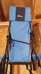 Backpack child carrier
