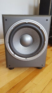 """JBL E250P 12"""" Home Audio Subwoofer for parts or repair"""