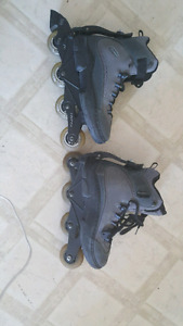 Roller blades/snow boots