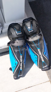 Ball hockey Pads - Perfect Condition