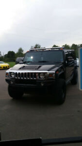WANTED HUMMER H2 PARTS OR ONE FOR PARTS