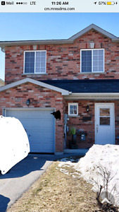 ORILLIA: END UNIT TOWNHOME AVAILABLE