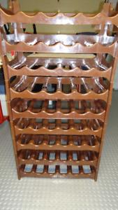 Plastic Wine Rack - Supports à vin