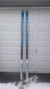 Backcountry and Classic Cross country Skis