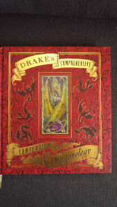Childrens' Book-Drake's Comprehensive Compendium of Dragonology