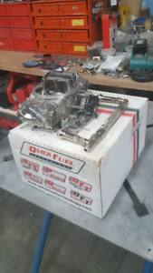Quick Fuel Carburetor
