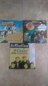 disque 33 tours québécois