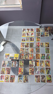 Lot of 58, 1965 Topps Battle Cards