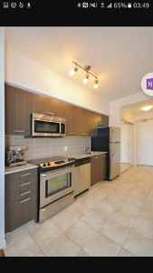 Spacious bright 2 bedroon condo at the heart of downtown Toronto