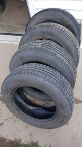 195/65/15 Nokian WR G3 all weather tires