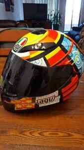 Agv k3 sv rossi elements  Size medium/small West Island Greater Montréal image 6