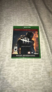 Brand new Xbox 1 game - Dead by Daylight 5.paid $39 before tax.