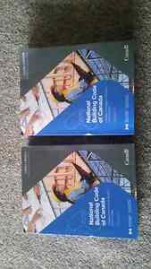 2015 National Building Code of Canada Volume 1 and 2