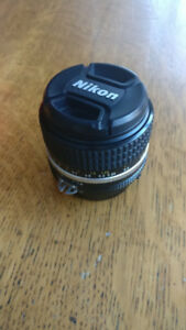 Nikon 28mm f2.8 AIS for Sale or Trade