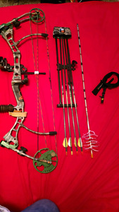 Compound bow great condition