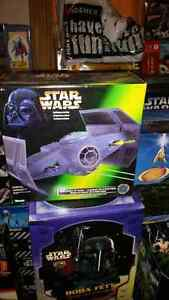 Star wars darth vader tie fighter