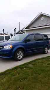 2011 Dodge Grand Caravan with 82,000 kms