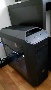 2017 Full High-End Gaming PC ASUS - GTX 1080 (PRICE NEGOTIABLE)