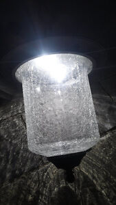 LED Outdoor Wall Lantern - dusk/dawn sensor Kitchener / Waterloo Kitchener Area image 3