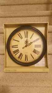Sterling and Noble Wall Clock Cambridge Kitchener Area image 1