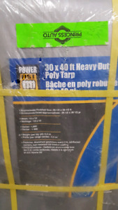Heavy duty tarp ..unused