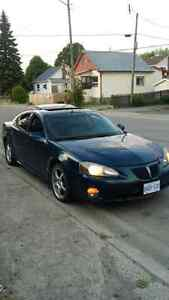 2006 pontiac grand prix gt *** TRADE ***
