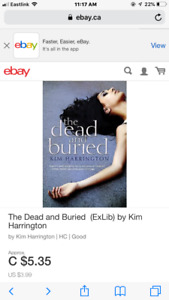 ISO BOOK - THE DEAD AND BURIED