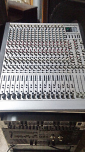 CONSOLE BEHRINGER 3242X