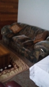 Loveseat & Sofa for Sale
