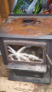 Wood stove  please make an offer