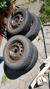 NEW Winter tires 14 inch